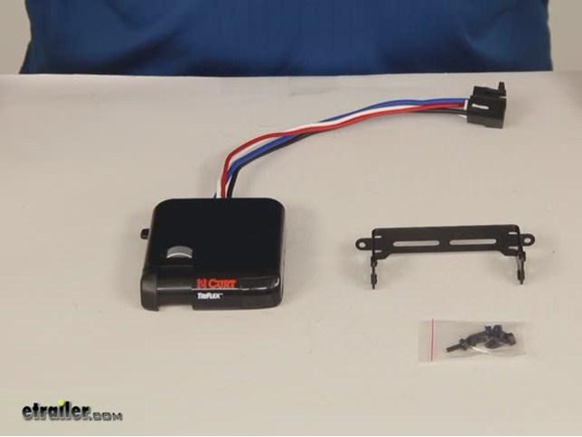 curt trailer brake wiring diagram