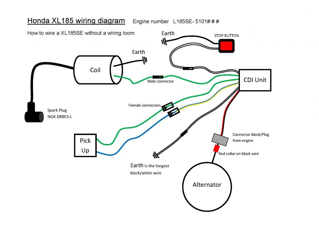 Cx500 Ti Ignition Wiring Diagram