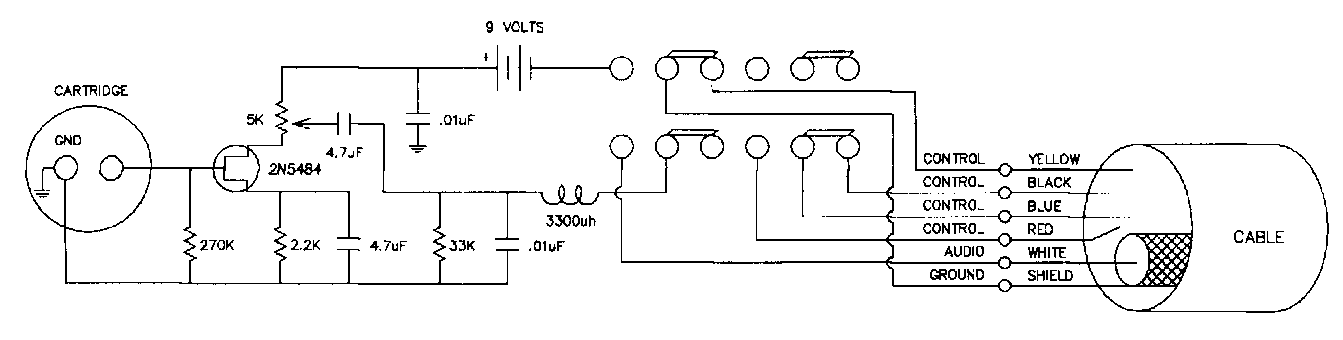 D104 Microphone Wiring