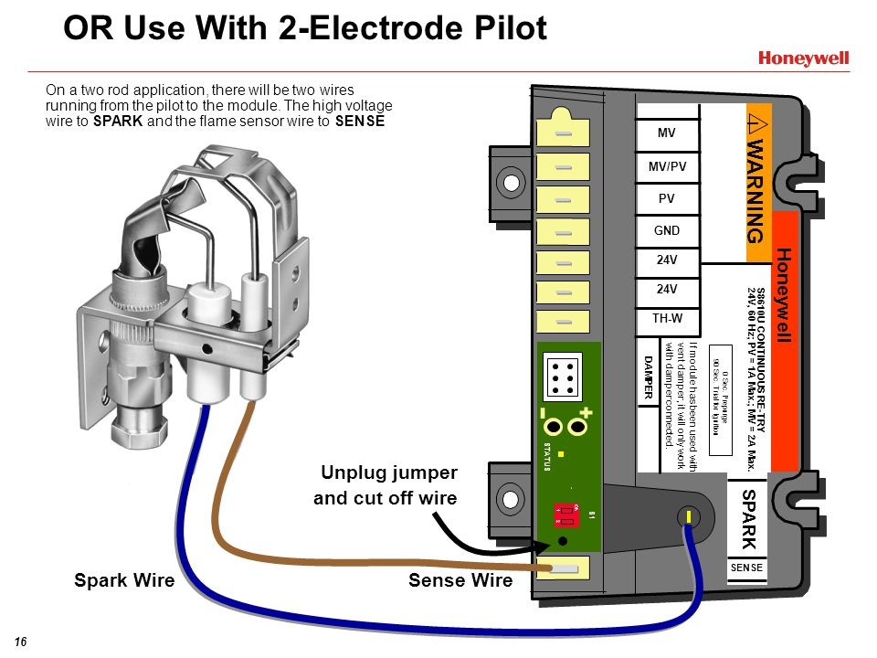 Damper Wiring Diagram For S8610u