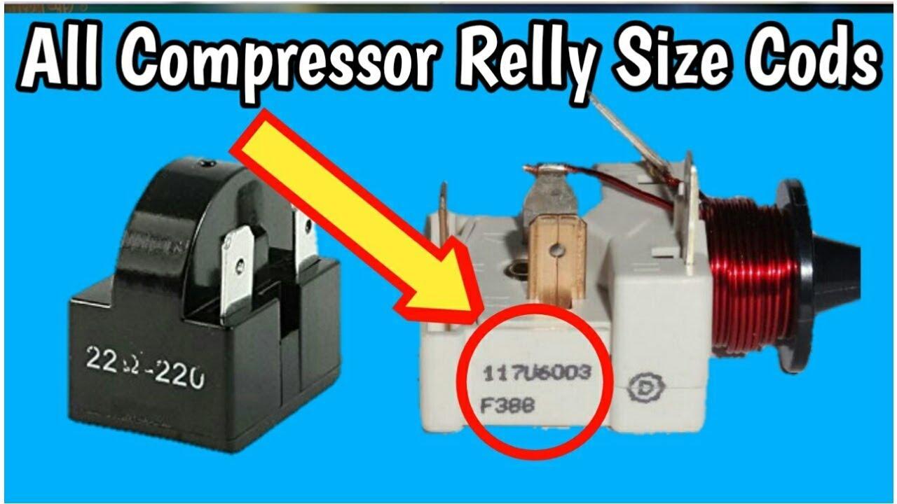 Danfoss Compressor Relay Wiring Diagram