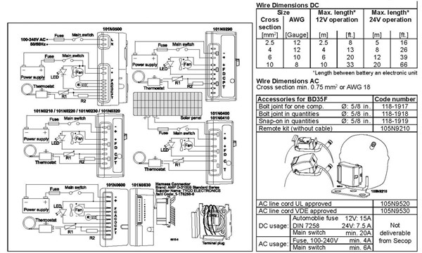 Danfoss Compressor Relay Wiring Diagram