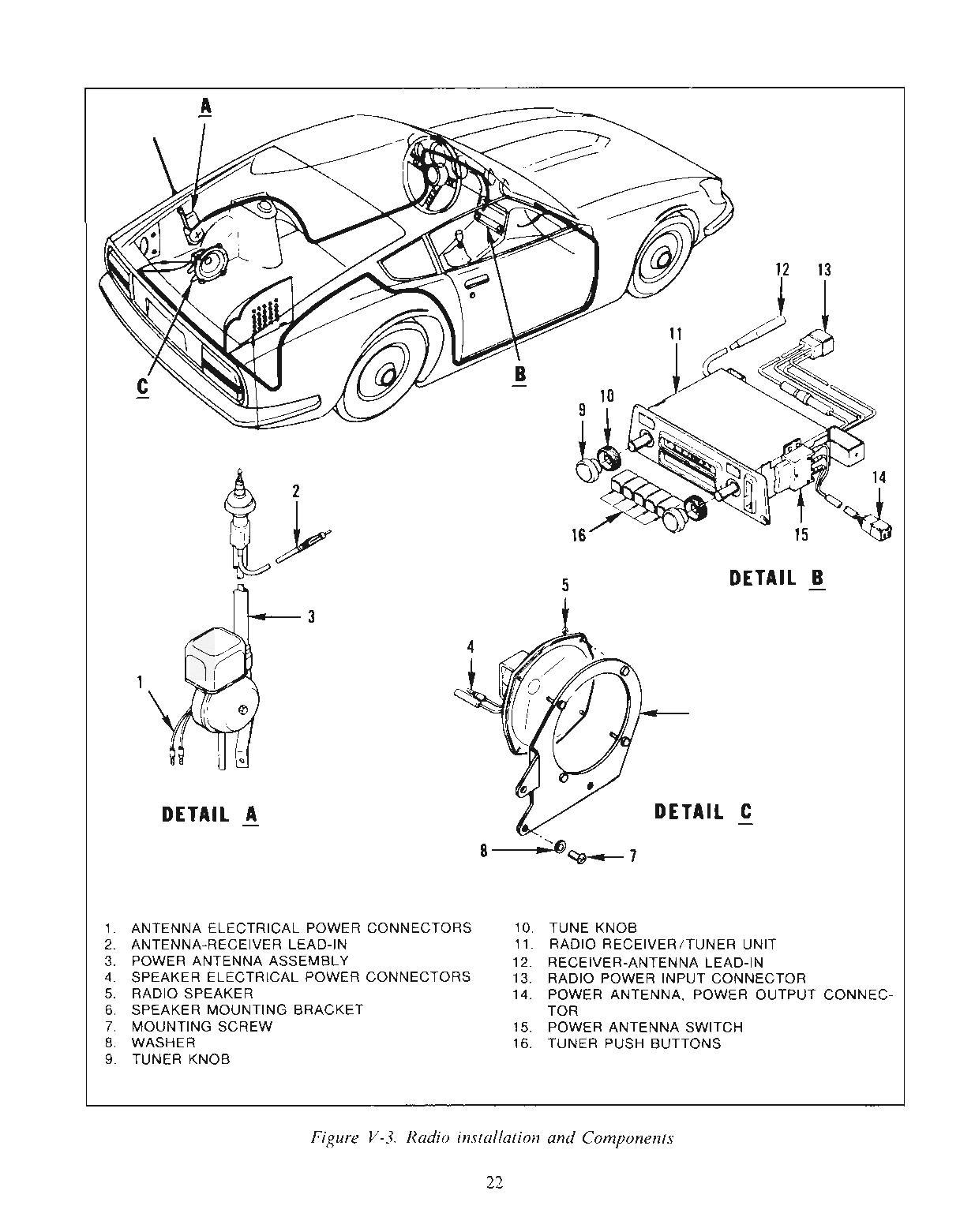 Datsun 240z Wiring Diagram