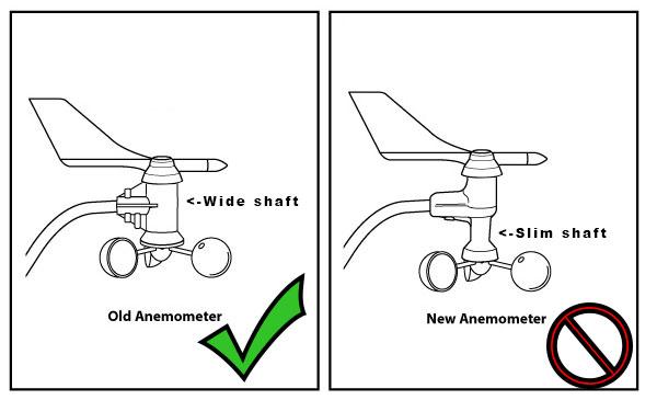 Davis Anemometer Wiring Diagram