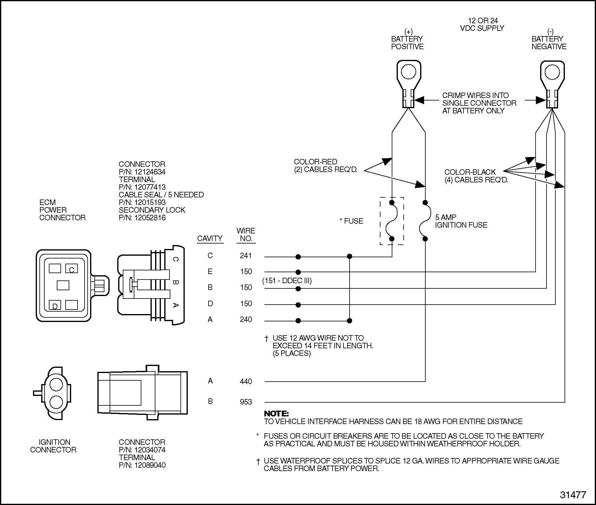 Ddec 5 Ecm Wiring Diagram Ddec Wiring Harness on