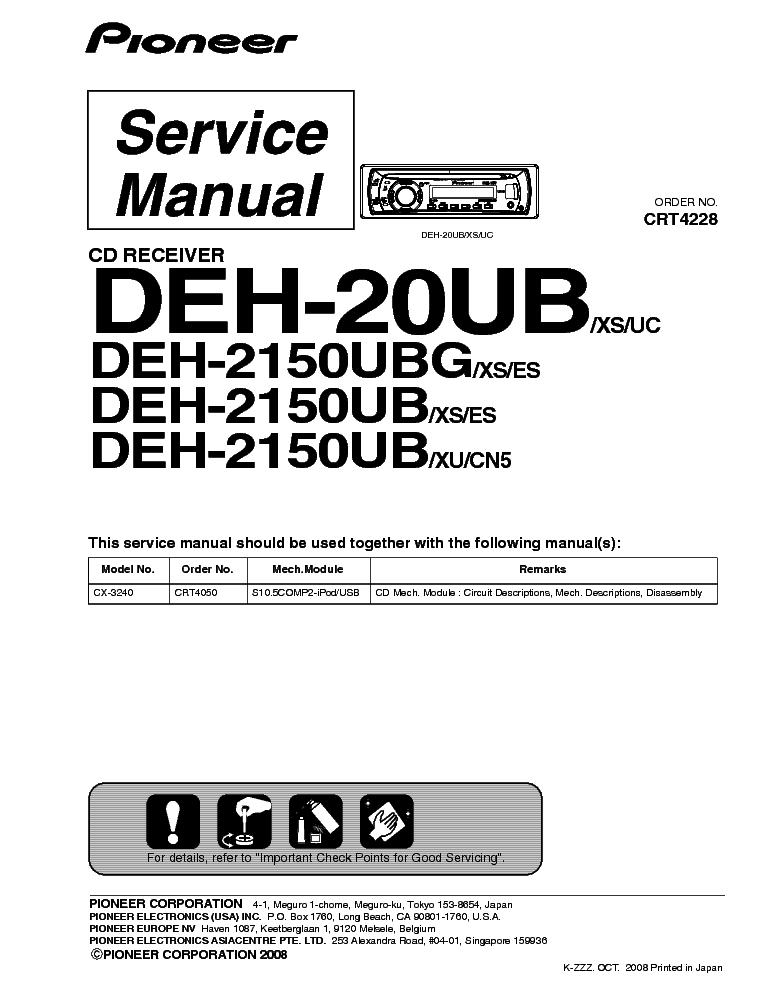 Pioneer Deh P3600 Wiring Diagram from schematron.org