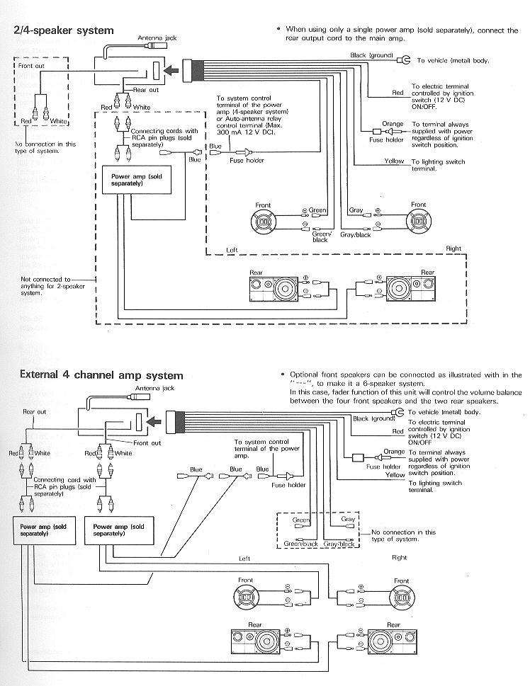 Pioneer X720Bt Wiring Diagram from schematron.org