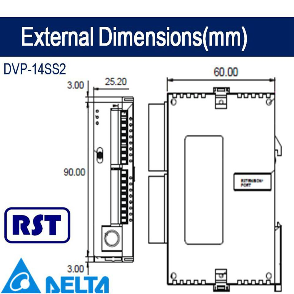 Delta Dvp Plc Communication Cable Wiring Diagram