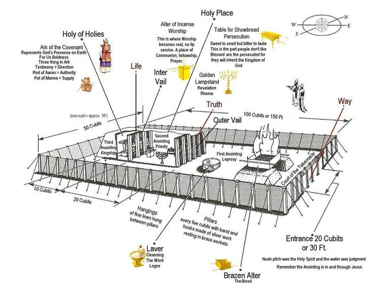 graphic about Printable Diagram of the Tabernacle named Diagram Of The Tabernacle Within just Exodus
