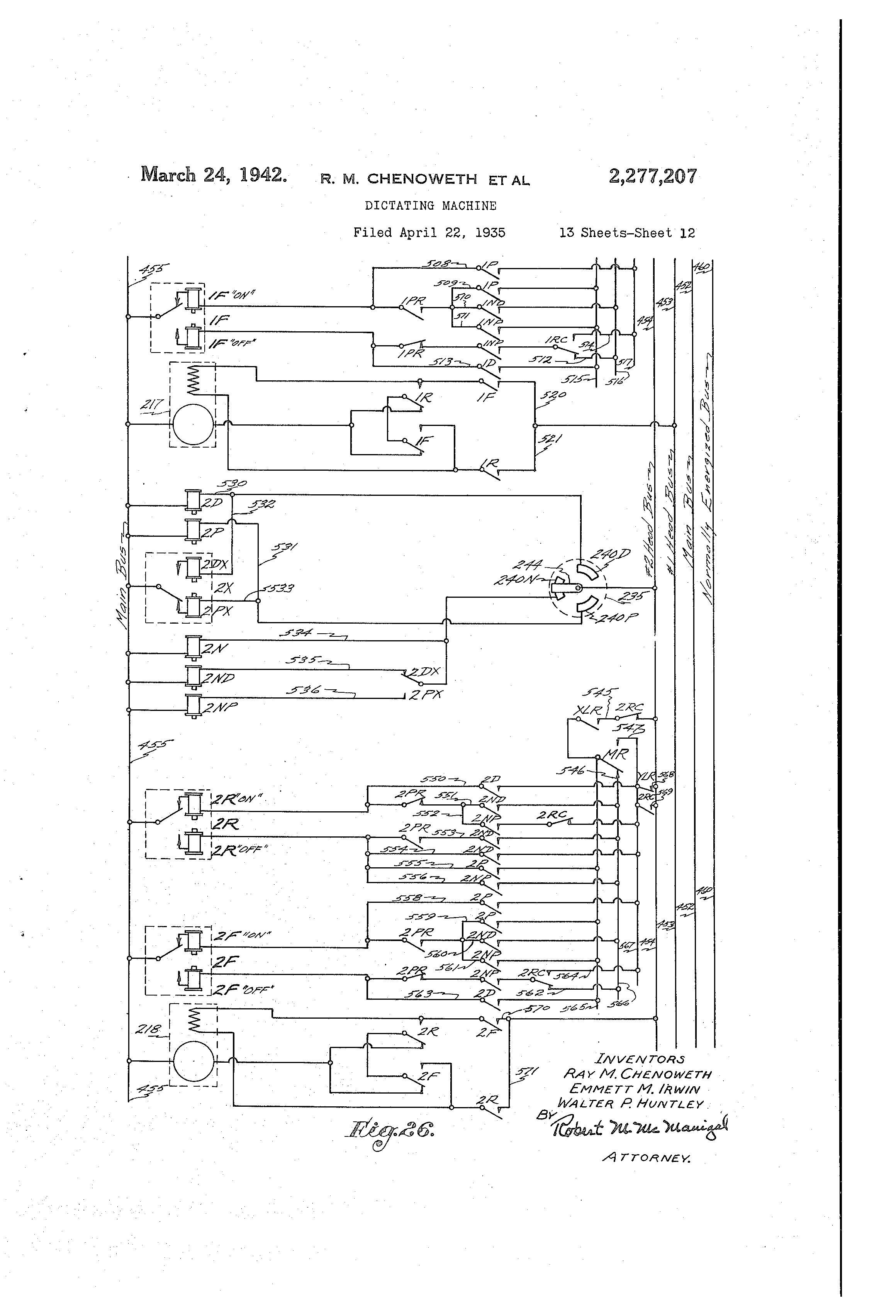 Dicktator Std Wiring Diagram