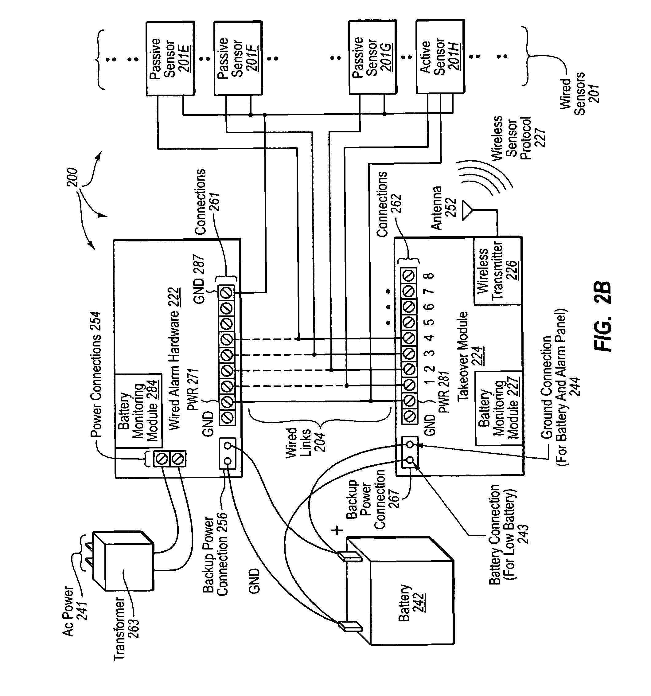 dish wally installation diagram
