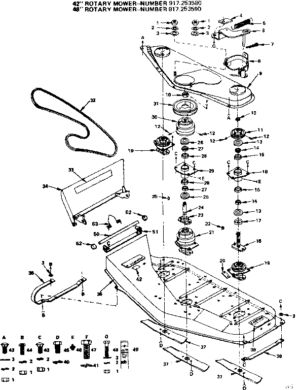 Dixie Chopper Belts Diagram