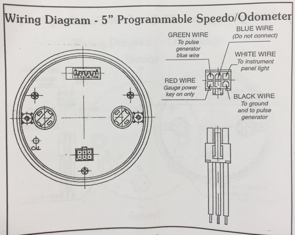 Dolphin Gauges Wiring Diagram