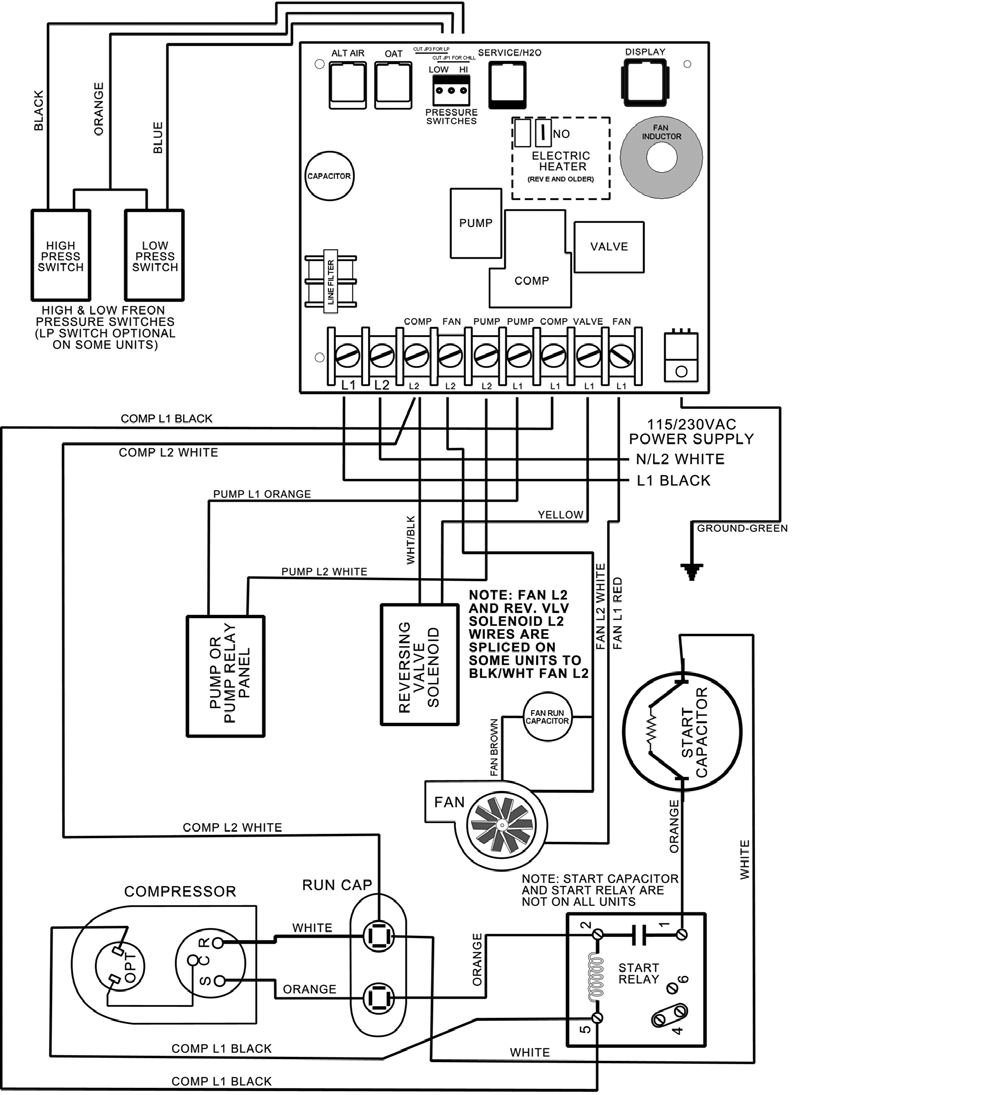 Dometic Digital Thermostat Wiring Diagram