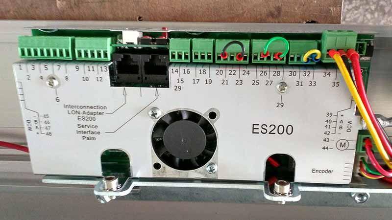 Dorma Es 200 Wiring Diagram