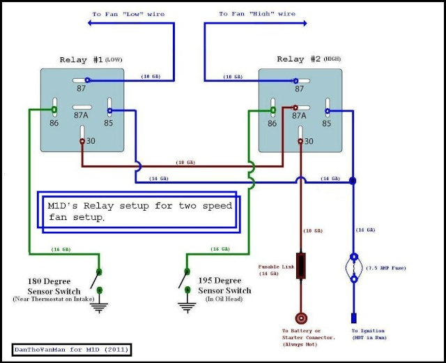 4 Prong Relay Wiring Diagram from schematron.org