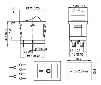 Mini Carling Toggle Switch Wiring In Addition 12 Volt 16 ... on massey ferguson generator wiring diagram, massey ferguson alternator wiring diagram, mf 135 tractor wiring diagram,