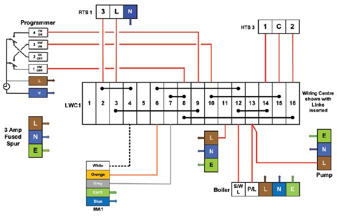 Drayton Scr Wiring Diagram