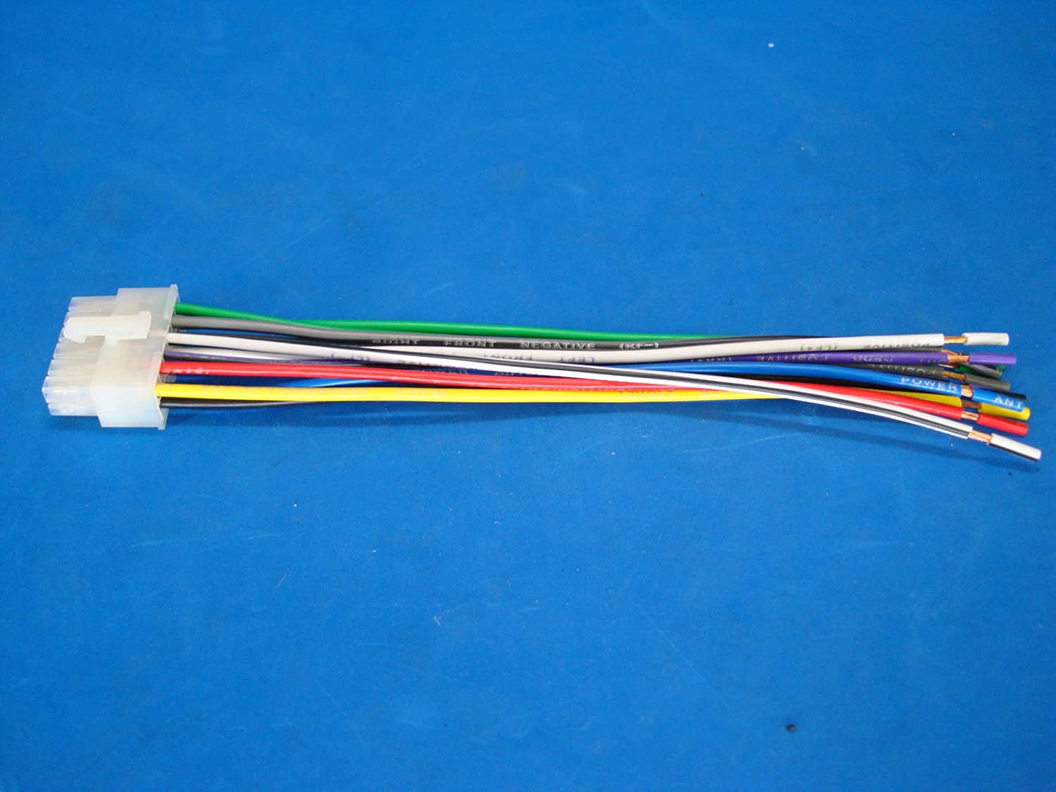 Dual Xd1228 Wiring Harness