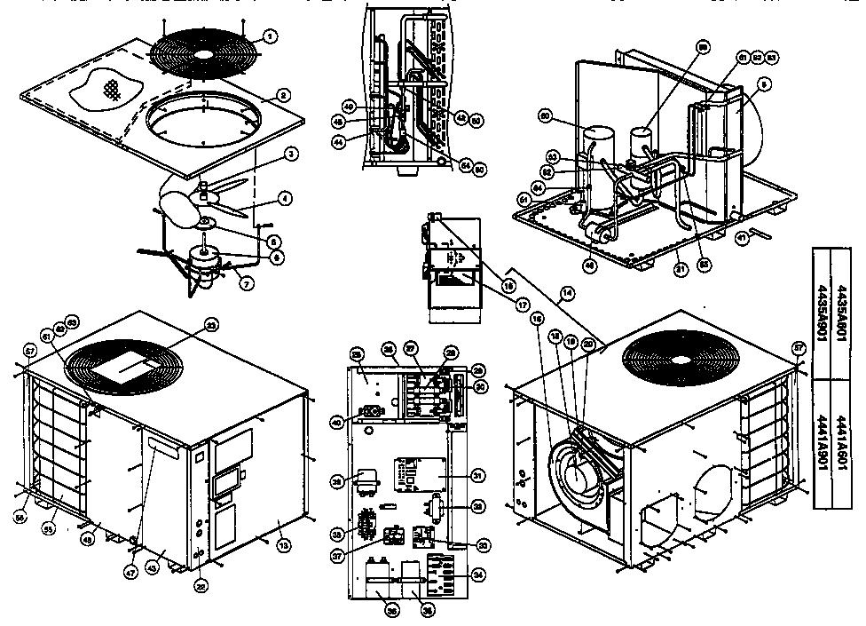 Ducane Furnace Parts Diagram