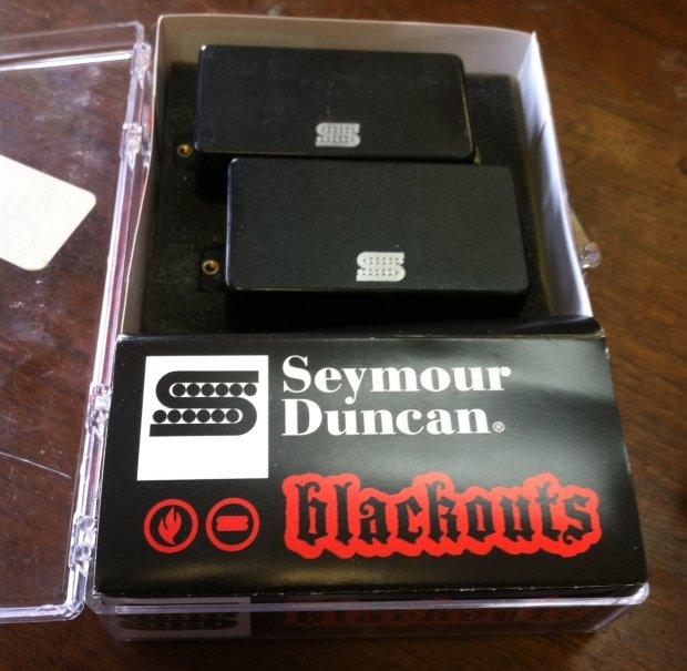 Duncan Blackout Wiring