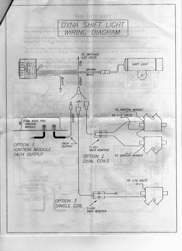 Dyna Shift Minder Wiring Diagram