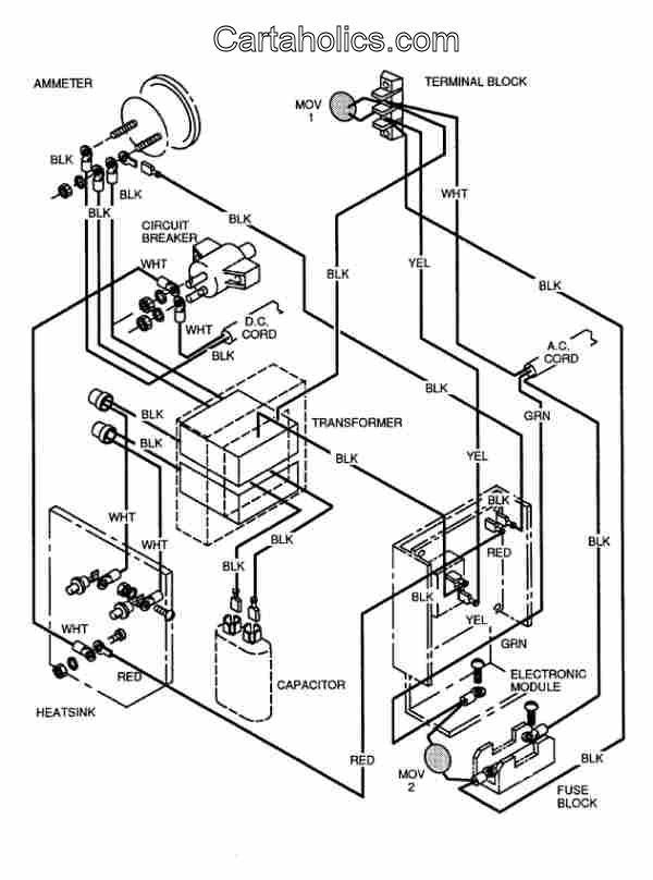 95 Ezgo Wiring Diagram from schematron.org