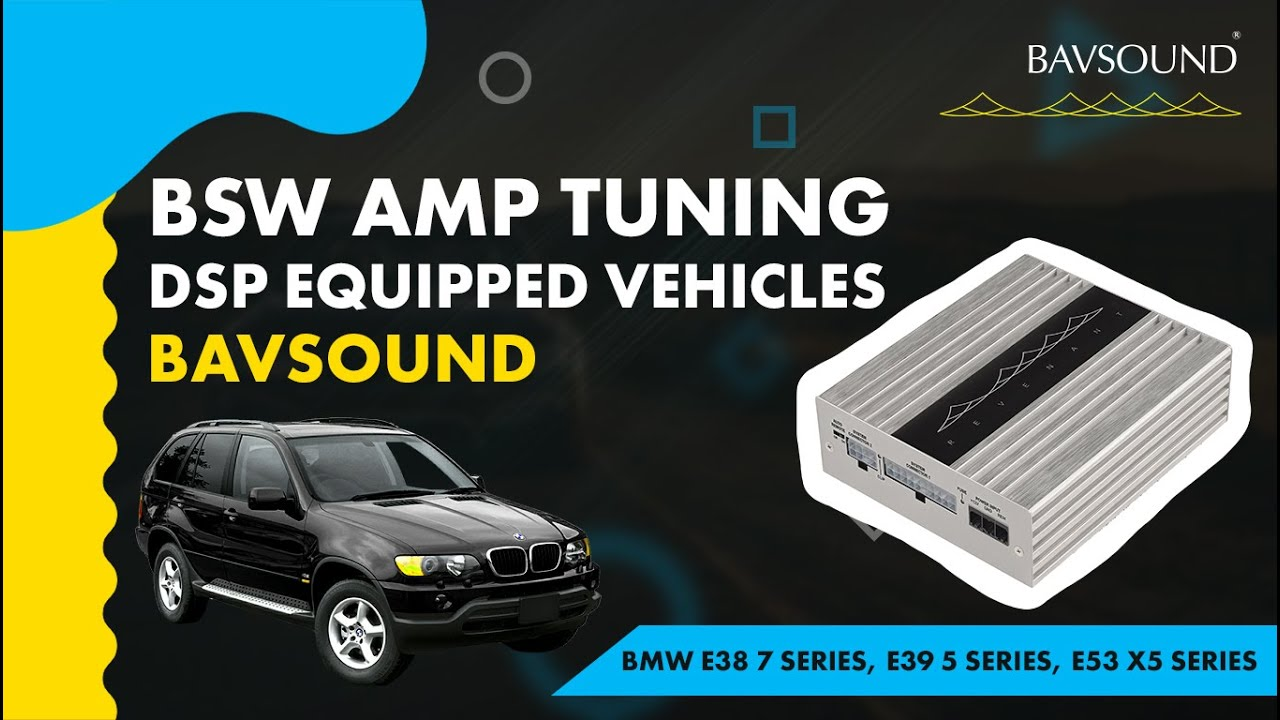 E39 Dsp Amp Wiring Diagram