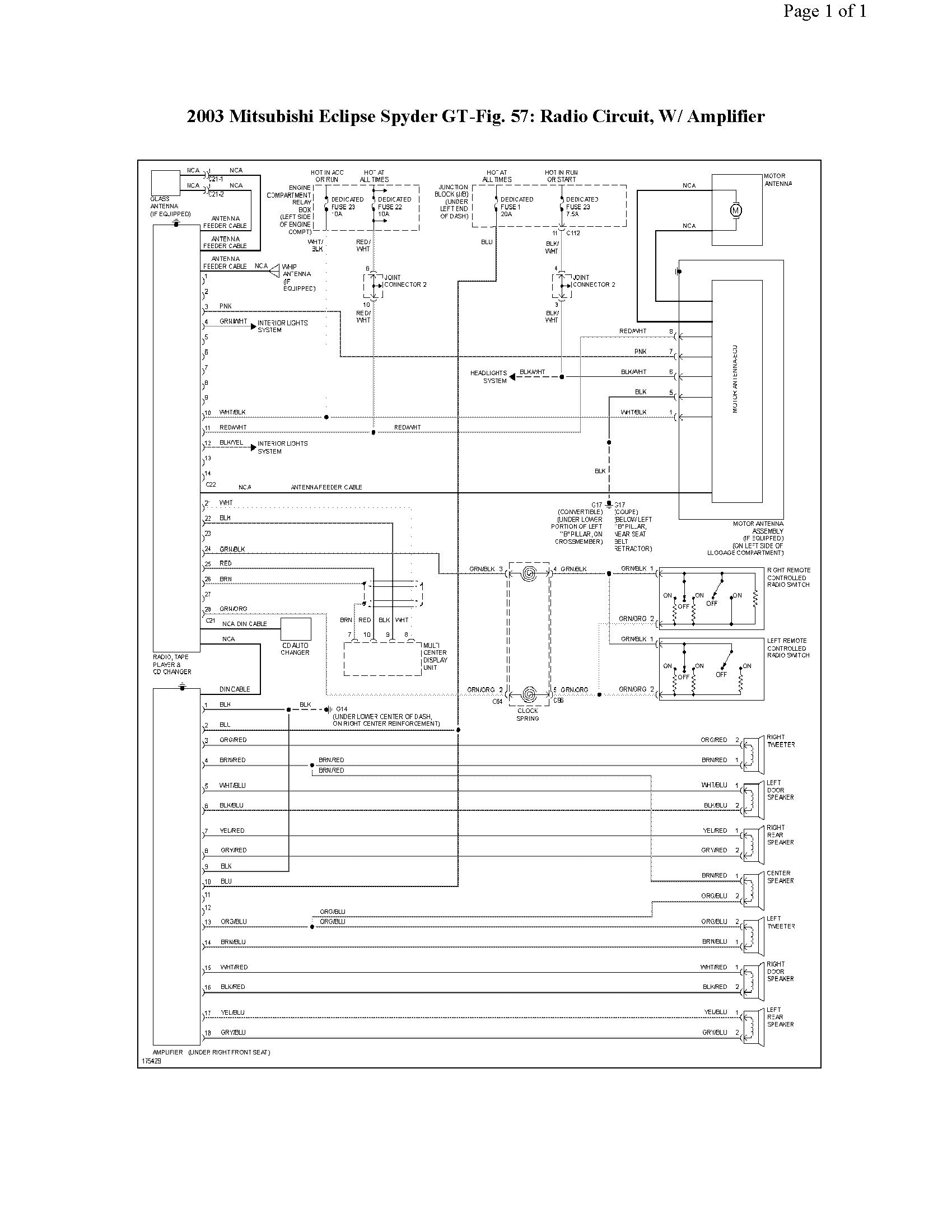 Eclipse Avn62d Wiring Diagram