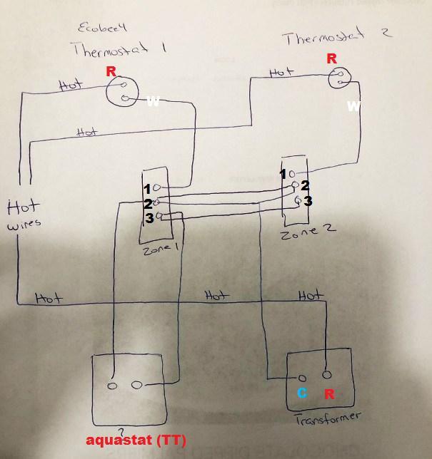 Ecobee4 Wiring Diagram