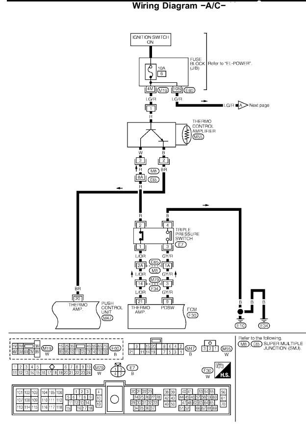 2000 Nissan Maxima Radio Wiring Diagram Database