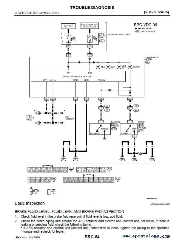 Ecu Wiring Diagram For An 1988 4runner Wire Center U2022