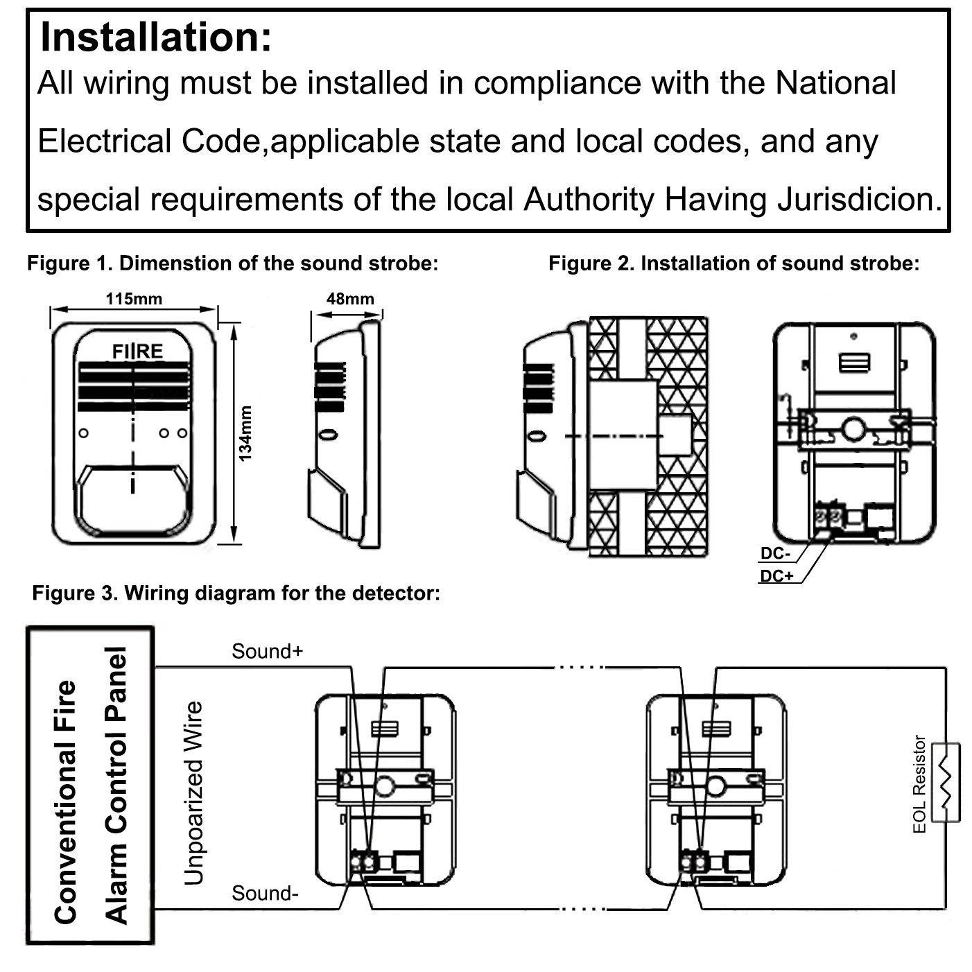 Fire Alarm System Wiring Diagram Addressable Fire Alarm System