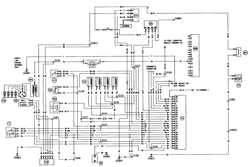 Eec Iv Wiring Diagram