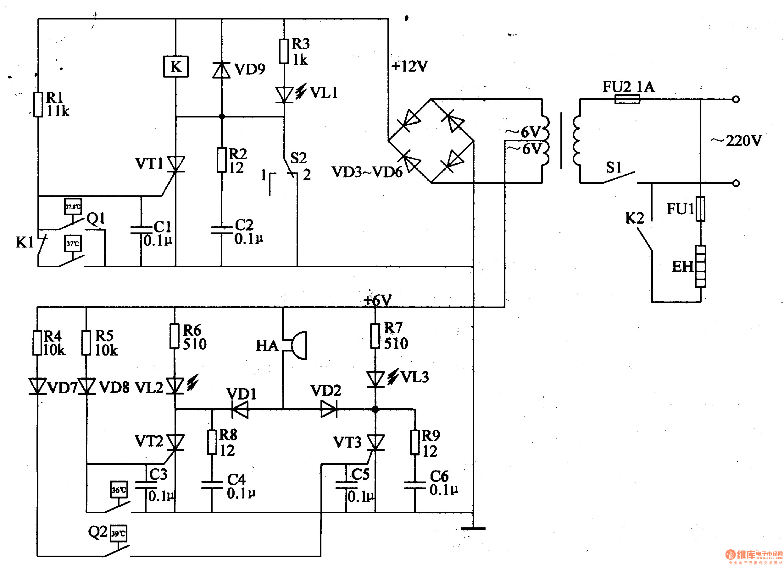 elap vd3 wiring diagram