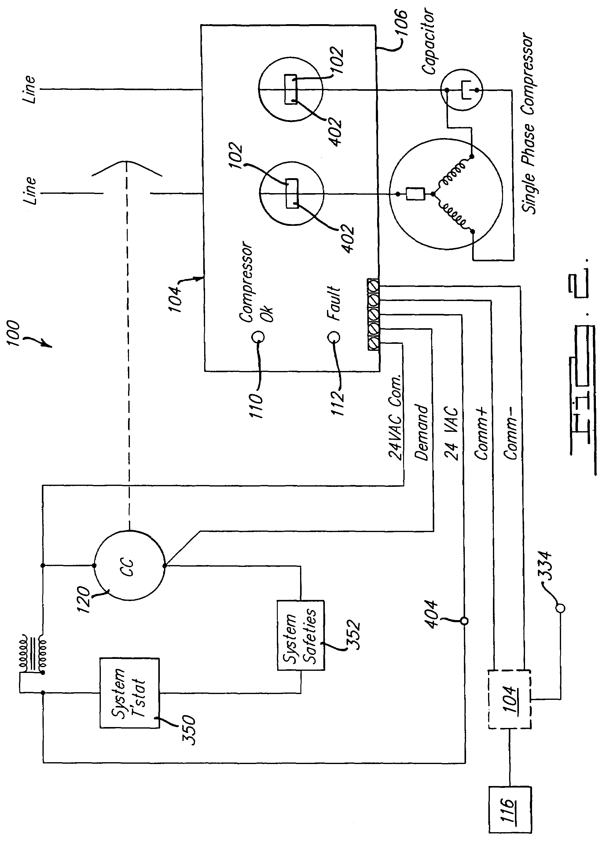 Emerson M200 Wiring Diagram