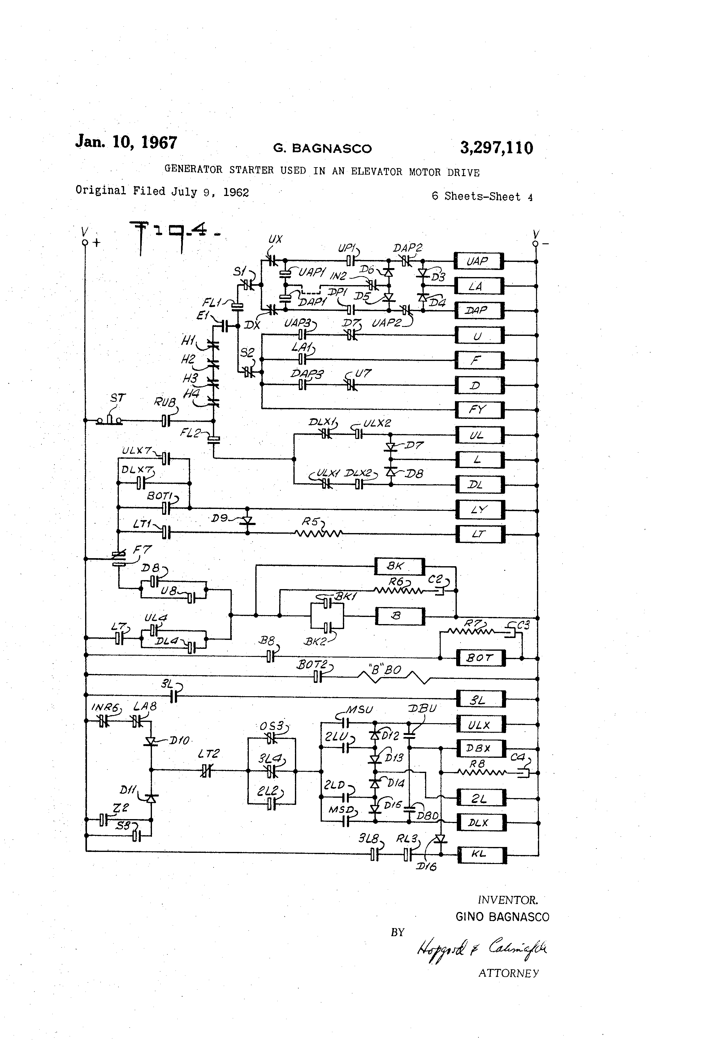 Emerson M200 Wiring Diagram
