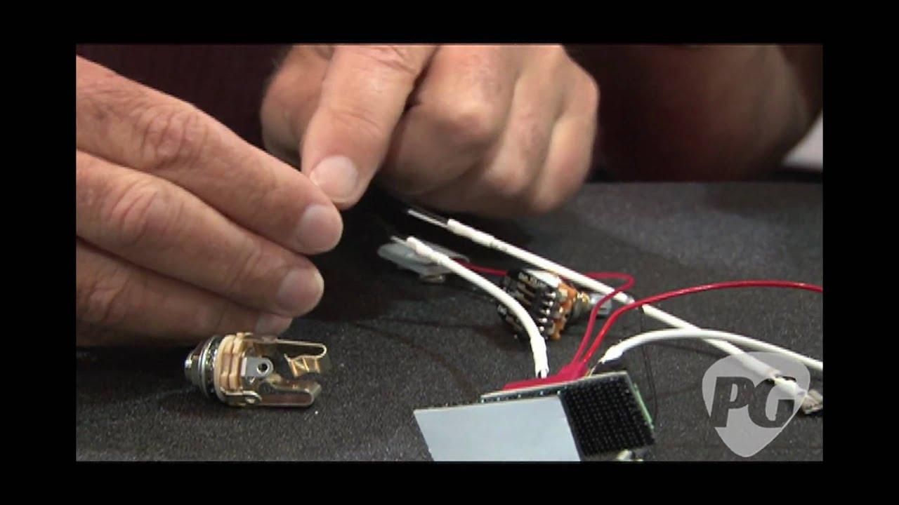 Emg Pj Pickups Wiring Diagram