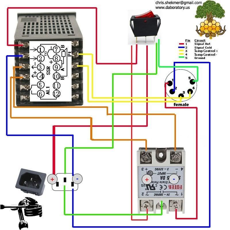 Enail Wiring Diagram