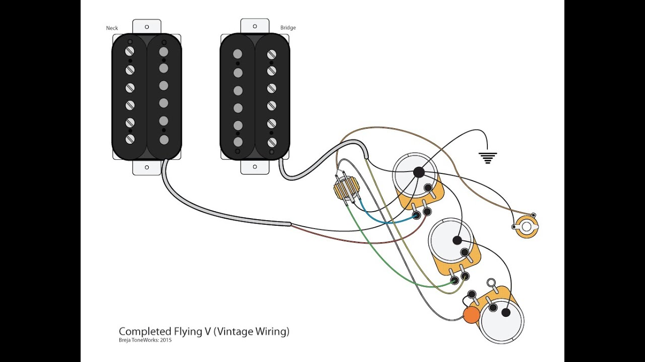 Wiring Diagram 2 Humbuckers Moreover Epiphone Les Paul Wiring Diagram
