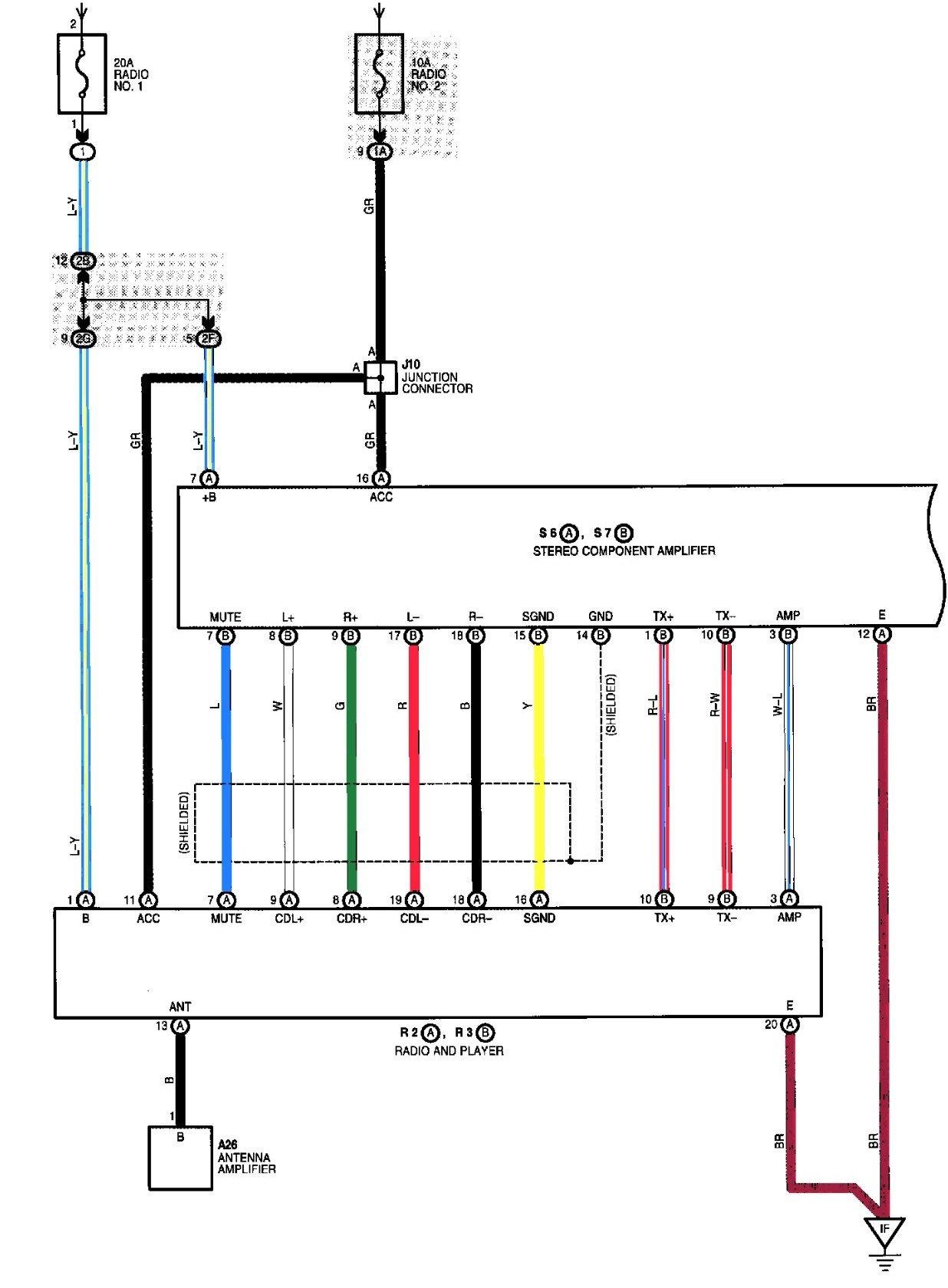 Es330 Wiring Diagram Reverse Stereo Site