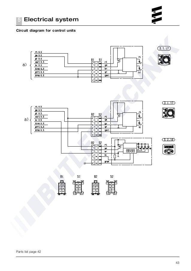 Espar D2 Wiring Diagram
