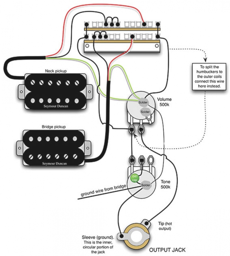 Evh Wolfgang Pickup Wiring Diagram