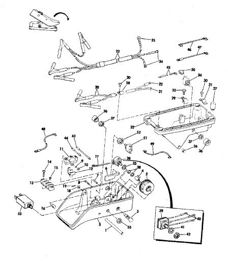 Evinrude Scout Trolling Motor Footswitch Wiring Diagram