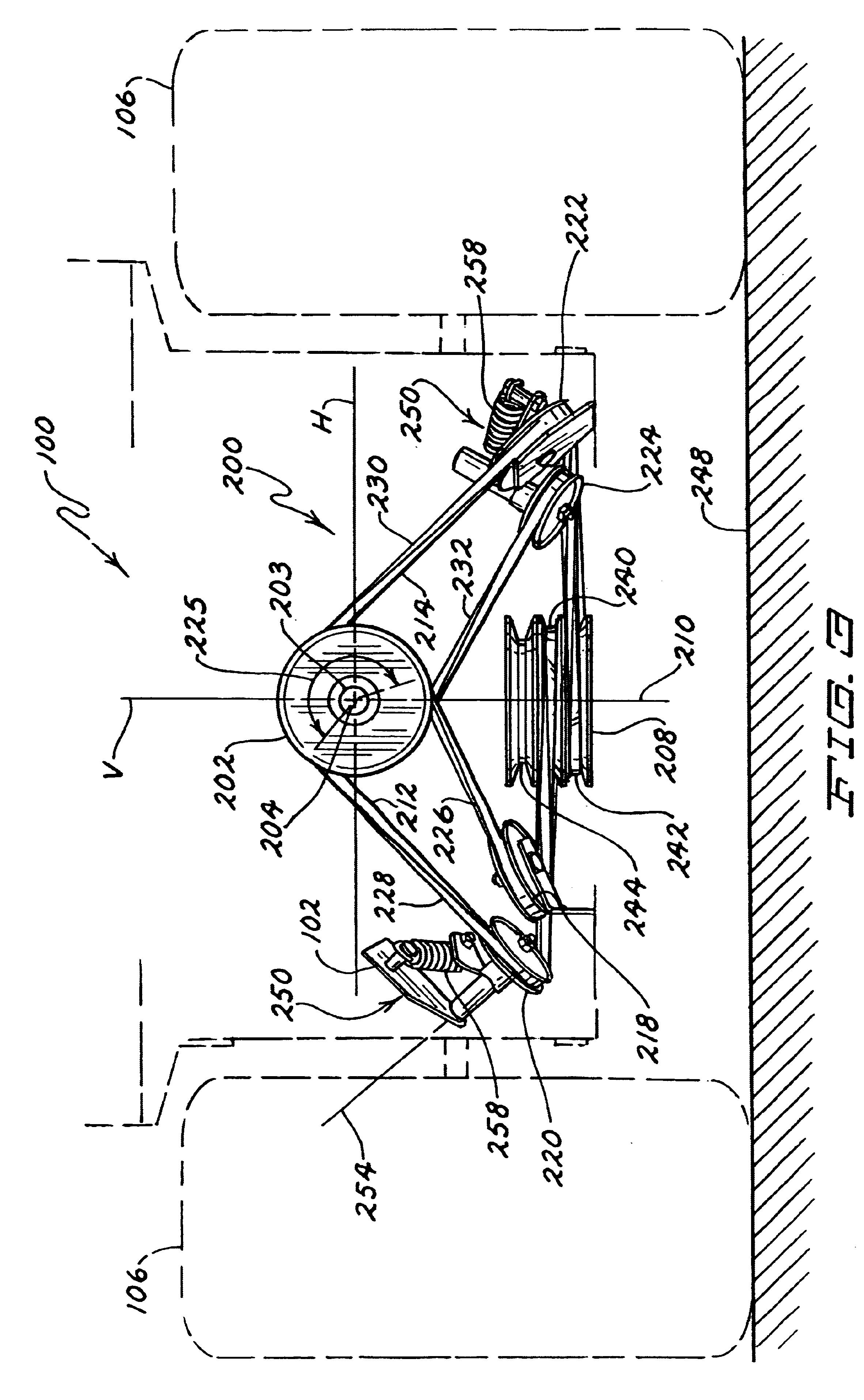 Exmark Lazer Z Pulley Diagram