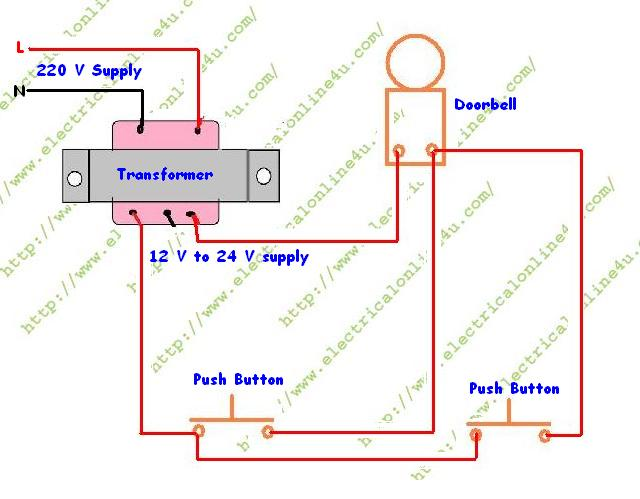 diagram for wiring two doorbells one button wiring diagramdouble doorbell wiring diagram fuse box \\u0026 wiring diagram