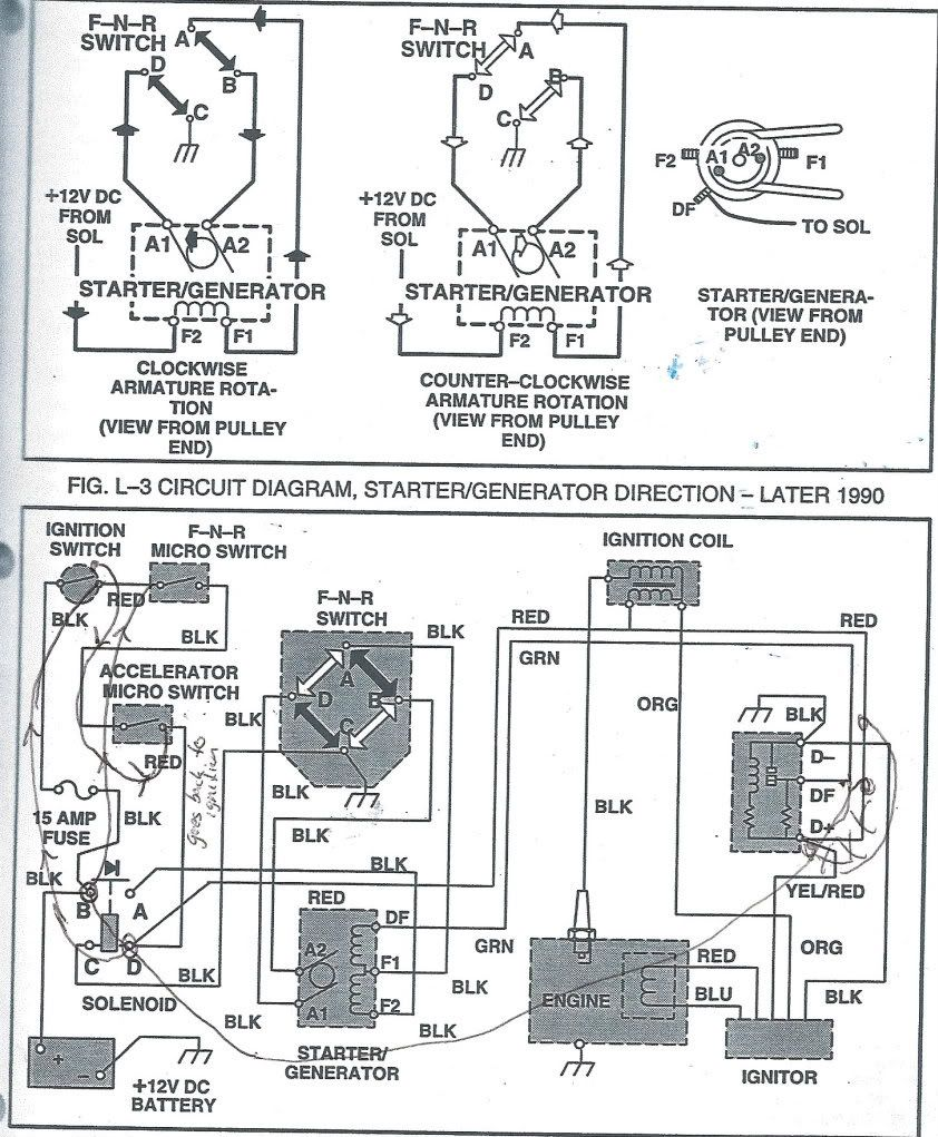 Wiring Diagram Ezgo Pds Wiring Diagram Ezgo Pds Controller Wiring