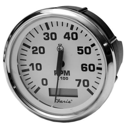 Faria Tachometer Wiring Diagram