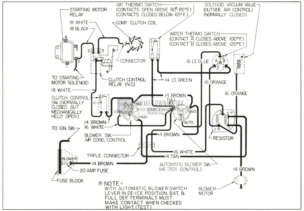 Fasco D728 Wiring Diagram on