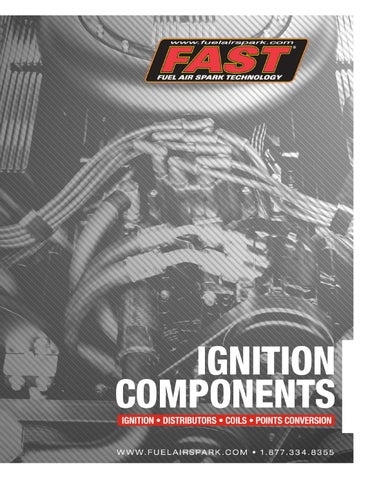 Fast E6 Ignition Box    Wiring       Diagram